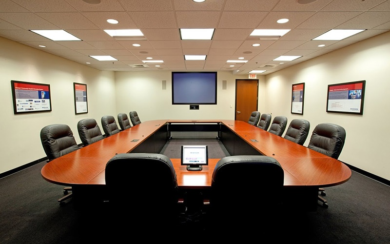 Interior Designer for conference room